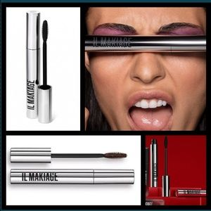 IL MAKIAGE ICON HIGH VOLUME & INTENSE CURL MASCARA